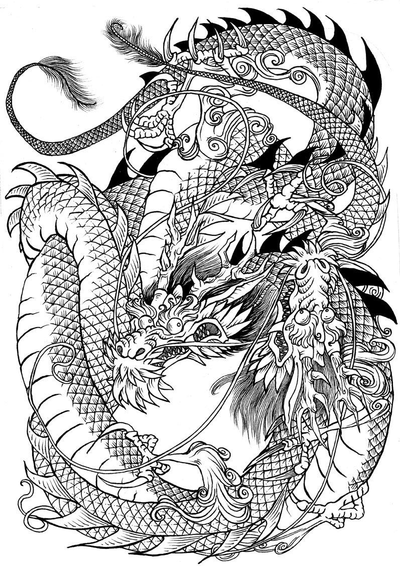 Fighting-dragons